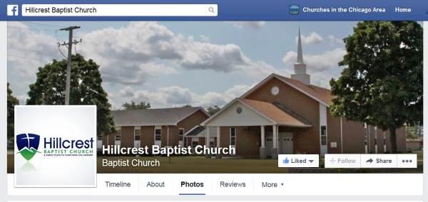 Hillcrest Baptist Church Illinois